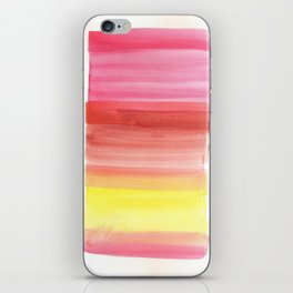 Peachy 4 iPhone Skin