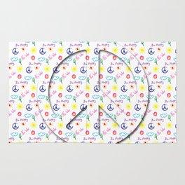Peace Rug