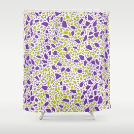 Terrazzo AFE_T2019_S13_3 Shower Curtain