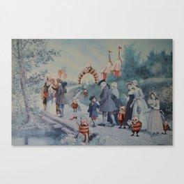 Goblin Fair Canvas Print