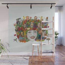 SWEET DEE Wall Mural