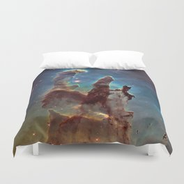 Pillars of Creation Duvet Cover