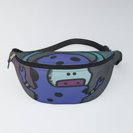 Astro pig Fanny Pack