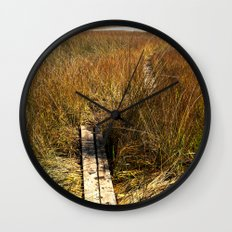 Beaufort, SC Wall Clock