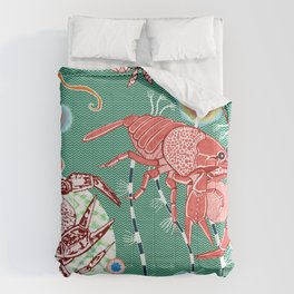 Crusty Crab Comforters