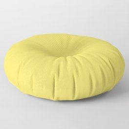 tuscan sun yellow Floor Pillow
