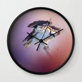 Osprey Raptor Hunter Wall Clock