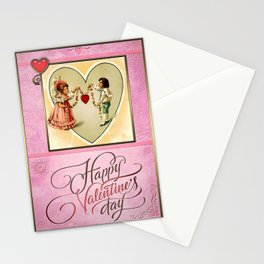 Valentine's Day Vintage Card 122 Stationery Cards