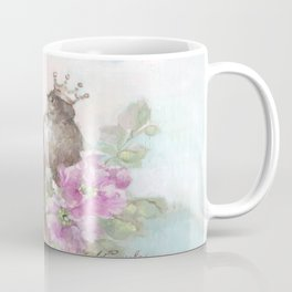 French Crown Songbirds II Coffee Mug
