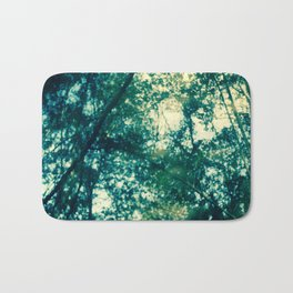 River Trees Bath Mat