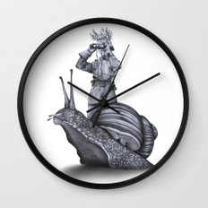 In which no explanation can be found Wall Clock