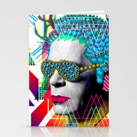 karl Stationery Cards featuring karl by DIVIDUS