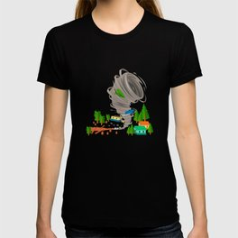 Awesome Tornado & Storm Chasers T-shirt