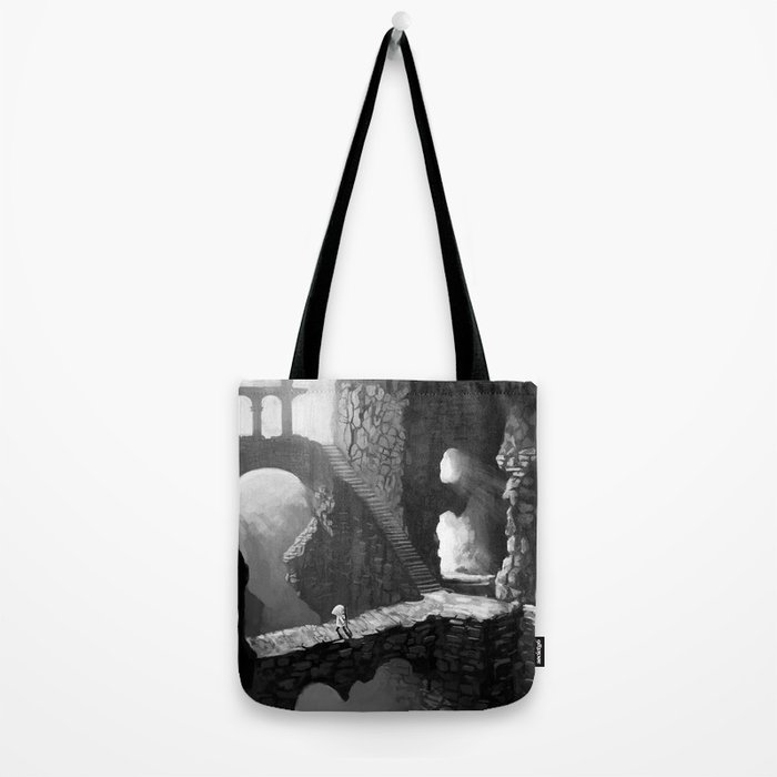 Delve Tote Bag