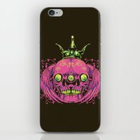 third eye iPhone & iPod Skins featuring Third eye by Tshirt-Factory