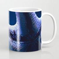 starfish Mugs featuring Starfish by Robert Payton