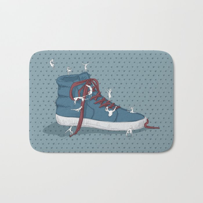 Where are you going? Bath Mat