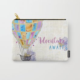 Adventure Awaits... Carry-All Pouch