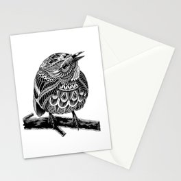 Prairie Warbler Stationery Cards