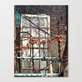 Forgotten Passage 5 Canvas Print