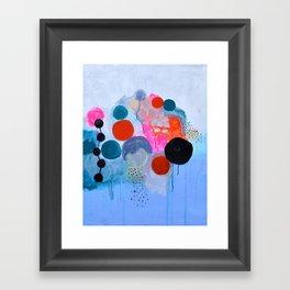 Impromptu No. 1 Framed Art Print