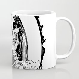 Mirror, mirror on the wall, who is the fairest of them all? Coffee Mug