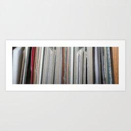 Shelf Art Print