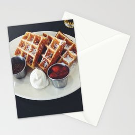 Liege Waffles Stationery Cards