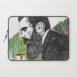 Theodor Herzl - Basel Laptop Sleeve