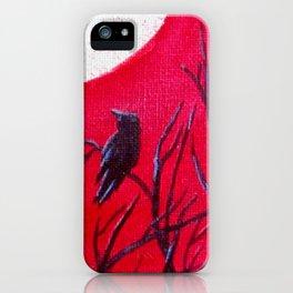 Ravens Echo 2 iPhone Case