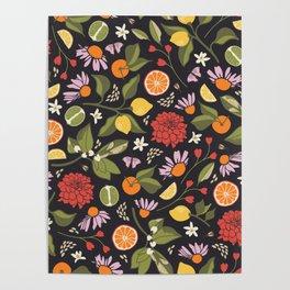 Citrus Grove Poster