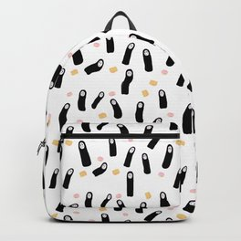 Kawaii No Face Backpack
