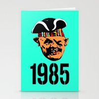"the goonies Stationery Cards featuring ""Mourning My Youth"" Series 