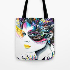 -In my Mind- Tote Bag