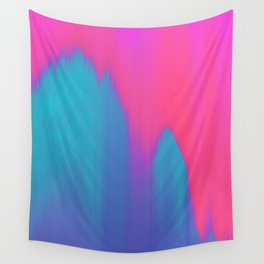 Pink Goo Wall Tapestry