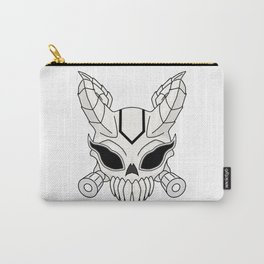 Corrupt Chaos Skull Carry-All Pouch