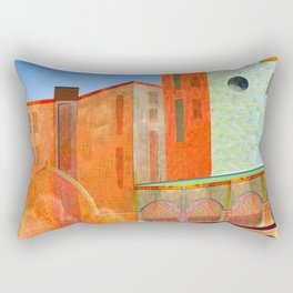 maghreb colors Rectangular Pillow
