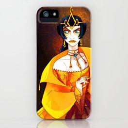 Queen's Anger iPhone Case