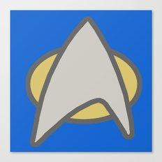 Star Trek, Communicator, 2 Canvas Print