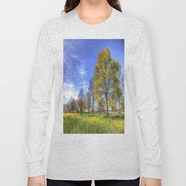 Summertime Farm England Long Sleeve T-shirt