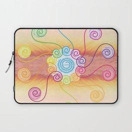 pink muse v1 Laptop Sleeve