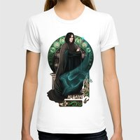 snape T-shirts featuring Always by Megan Lara