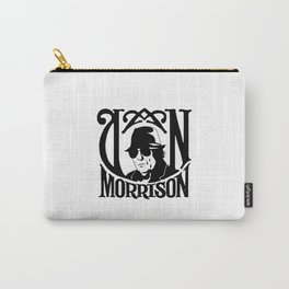 Van Morrison Carry-All Pouch