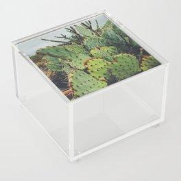 Dark Desert I Acrylic Box
