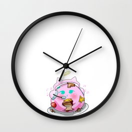 Innocent Yato Dango Wall Clock
