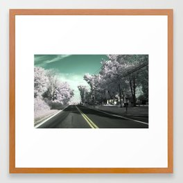 Your Street Framed Art Print