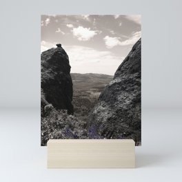 Thinking Cap, Saddle Mountain, Oregon Mini Art Print