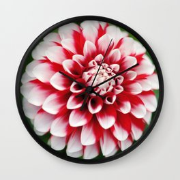 Spring flower Wall Clock