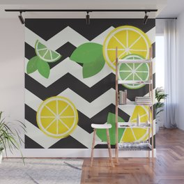 Simply the Zest Wall Mural