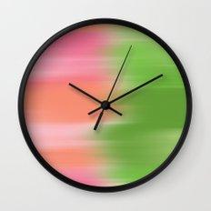 Summers Garden Wall Clock